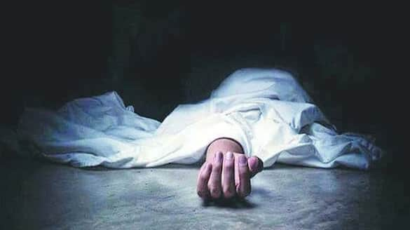 husband commits-suicide killed His Wife at Bengaluru rbj