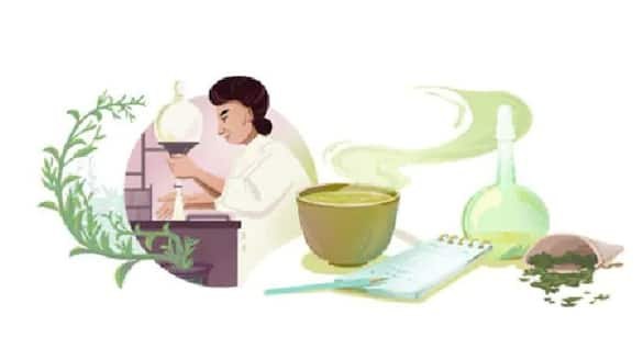 google doodle honours japanese researcher who discovered health benefits of green tea