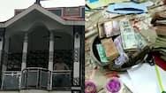 lokayukta raid on the houses of society manager in jhabua