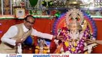 Madhya pradesh: CM Shivraj Singh Chouhan reached the famous Ganesh temple of Vidisha