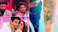 Shehnaaz Gill's brother Shehbaaz gets Sidharth Shukla's face inked on his arm; pens emotional note