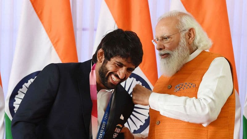 Auction of gift items presented by Olympic and Paralympic athletes to Prime Minister Modi .. Funding to clean up the Ganges.