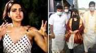 Samantha Akkineni seeks blessings at Tirupati Balaji, fires at media for asking this question