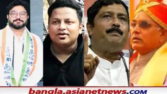 BJP Leader Anupam Hazra attack TMC after Babul Supriyo joins TMC RTB
