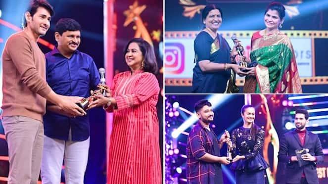 SIIMA Awards 2021: Mahesh Babu, Chinmayi Sripaada, Vinayak Sasikumar; take a look at winners-SYT