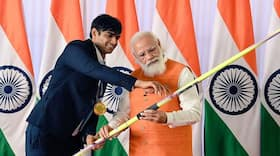 Bids for e-auction of PM's mementos from sports stars go into crores VPN