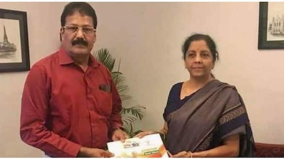 Is 18 percent GST levied on coconut oil? Krishnasamy sends letter to Nirmala Sitharaman!
