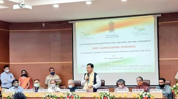 AYUSH diet should be promoted across the country: Sarbananda Sonowal