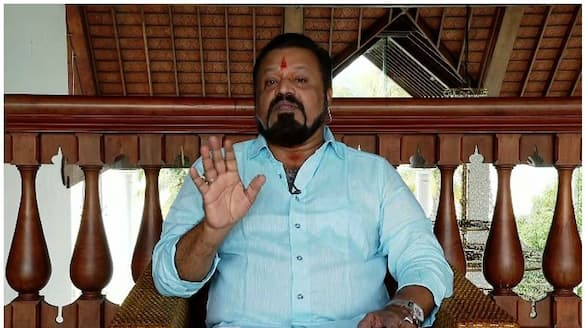 suresh gopi reject all allegations about his bjp leadership