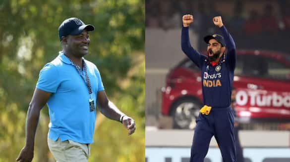Brian Lara reacts to Virat Kohli decision to step down as T20I captain with epic comment