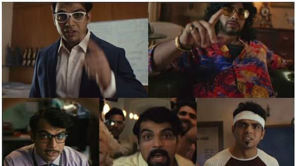 Neeraj Chopra shows off his acting skills in advertisement, video goes viral ALB