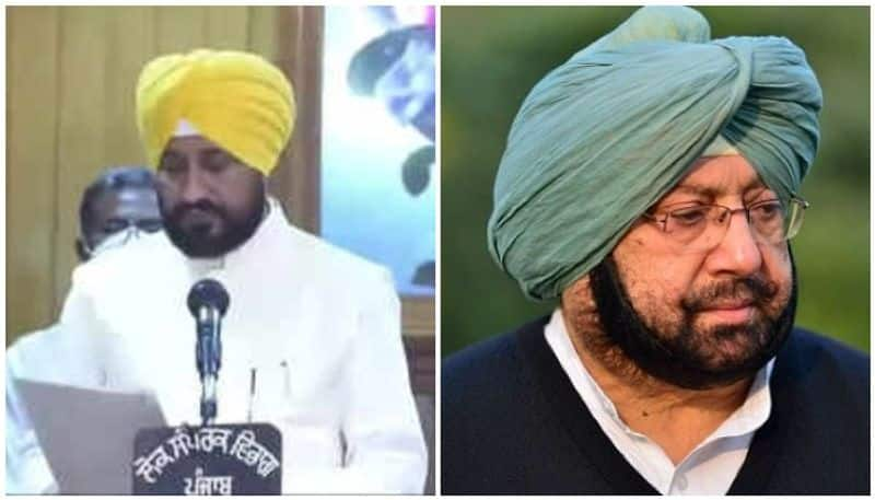 Congress insults Dalit people by appointing Saranjit Singh as Chief Minister... BJP IT Wing Amit Malaviya frenzy.