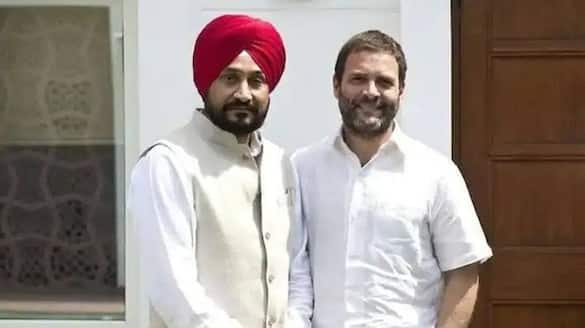 Punjab Chief Minister Dalit on the throne ... Charanjit Singh Channi  became the Chief Minister .. Rahul Gandhi achieved.