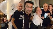 Alia Bhatt, Ranbir Kapoor celebrates Mahesh Bhatt's birthday, actress poses with her 'pops'