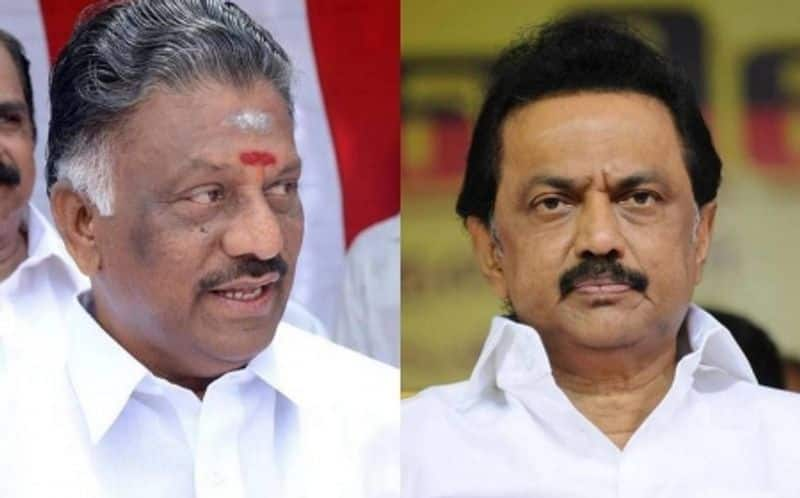 Intensify preventive measures to prevent the spread of dengue fever.. OPS appeals to CM Stalin