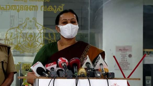 Kerala Health Minister Veena George says 90percent above 18yr old got first dose vaccine against Covid