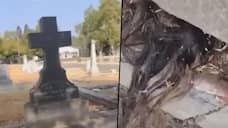 Human hair emerges out of  100-year-old grave; watch video - gps