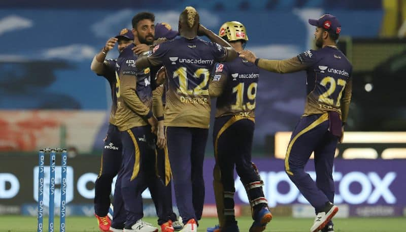 KKR beat RCB by 9 wickets in 2nd leg of IPL 2021 at UAE spb