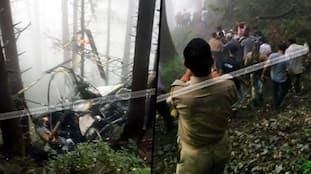 J&K: 2 pilots killed in Army helicopter crash near Patnitop in J&K's Udhampur