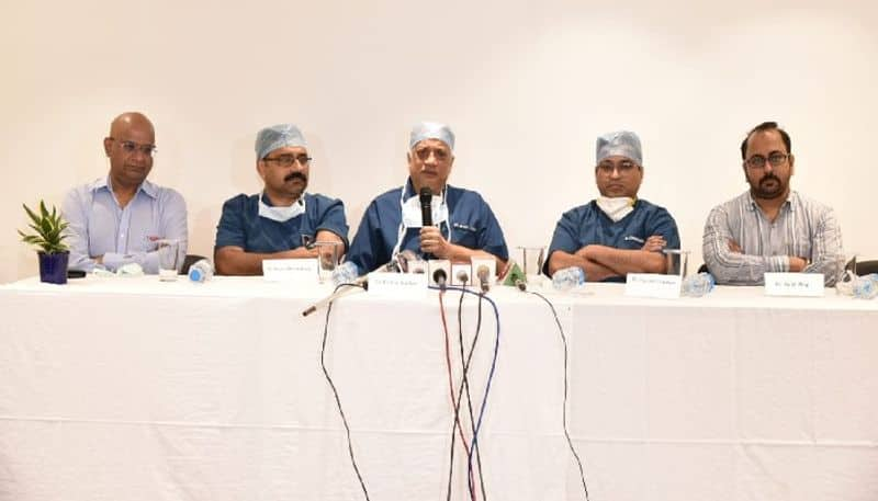 Great success in Bengal, successful lung transplant in seven hours continuous operation