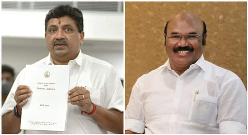 Admk ex minister jayakumar question to dmk govt