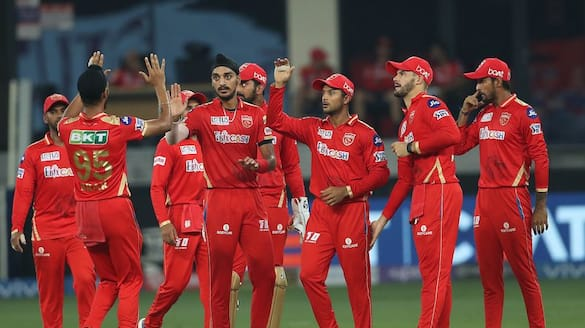 Arshdeep Singh took 5 wickets, RR gave 185 runs target to Punjab Kings in 2nd leg of IPL 2021 at UAE spb