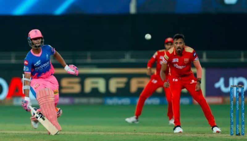 IPL 2021, Punjab Kings pacer Ishan Porel  took 1 wicket in his IPL debut against Rajasthan Royals spb