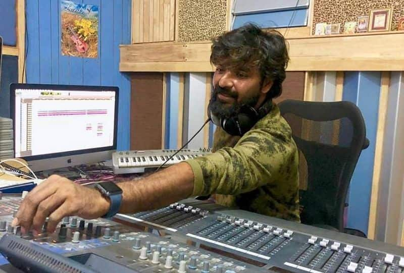 Famous actor Jai who incarnated as a Music Director