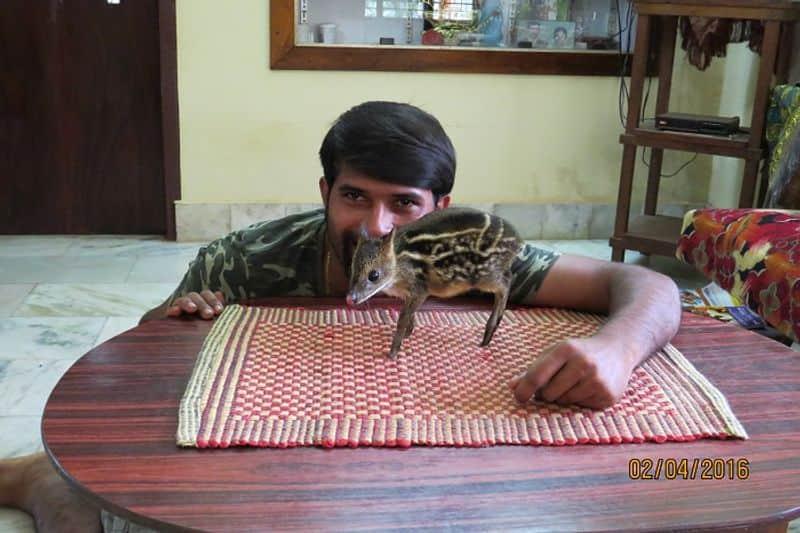 Sanke Kiran from Mangaluru saved more than 4800 snakes dpl