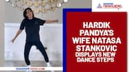 IPL 2021: Hardik Pandya's wife Natasa Stankovic keeps her fans guessing with her new dancing steps (Watch)