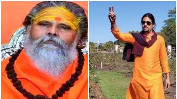 Narendragiri s funeral completed  Anandagiri remanded in police custody for 14 days