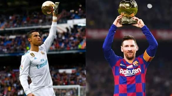 Cristiano Ronaldo overtakes Lionel Messi in Forbes' list of best-paid footballer gcw