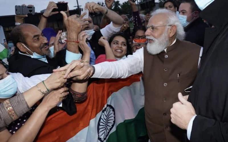 President Modi's beard trim  Do you know the secret ..?