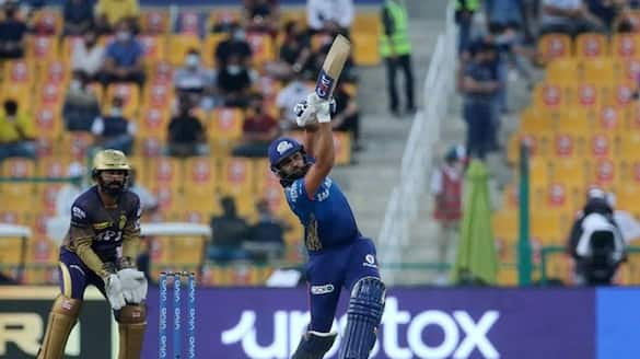 IPL 2021: Rohit Sharma sets new IPL record, First batter to reach 1000 runs against single opponent