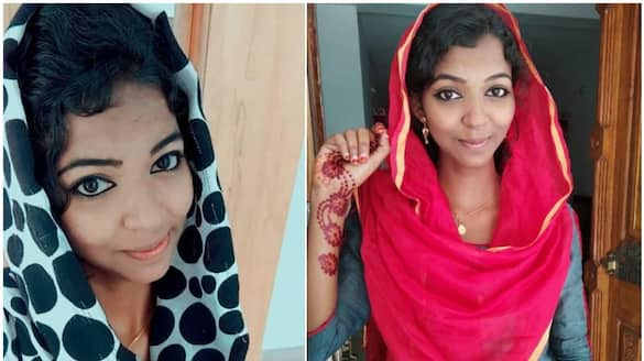 Jaseema Dasthakeer cpim branch secretary in age 21