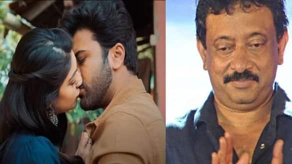 RGV hot comments on Maha samudram trailer