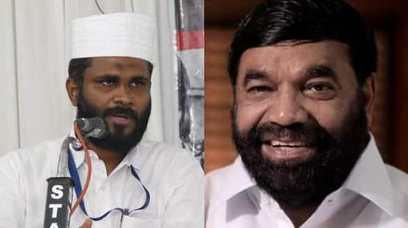 Minister VN Vasavan meets Thazhathangadi Imam over Narcotics Jihad row