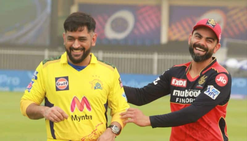 csk win toss opt to field against csk in ipl 2021 uae leg