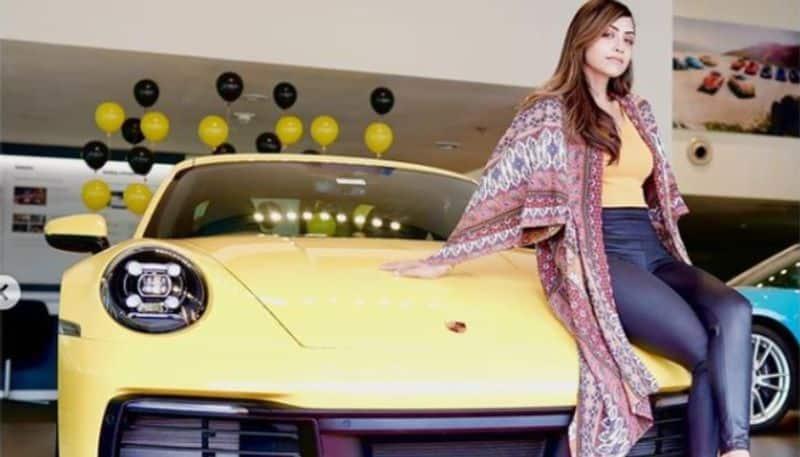 actress mamtha mohandas buys porsche 911 carrera
