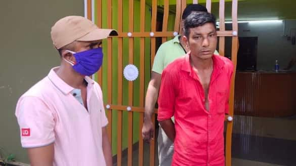 Two persons have been arrested for robbing a jewelery shop