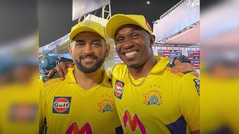 IPL 2021 RCB vs CSK: MS Dhoni reveals that he calls Dwayne Bravo his brother