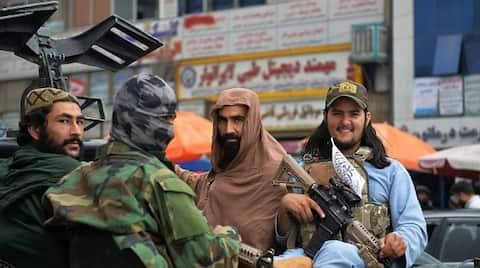Taliban hang dead body in Afghan citys main square
