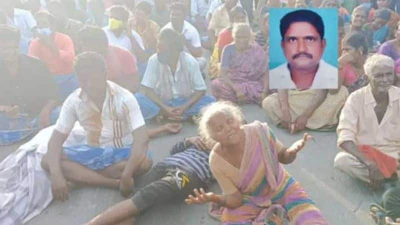 Disabled farmer commits suicide .. Ramadoss condemned