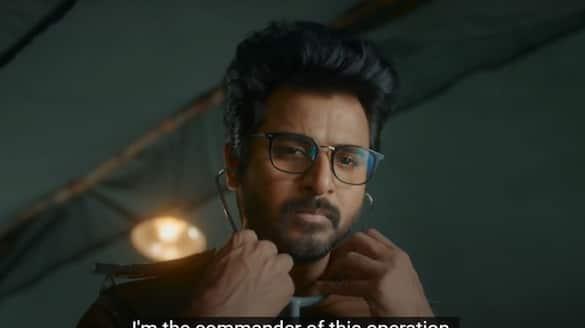 sivakarthikeyan starring doctor official trailer
