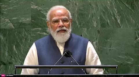 PM Narendra Modis UNGA address