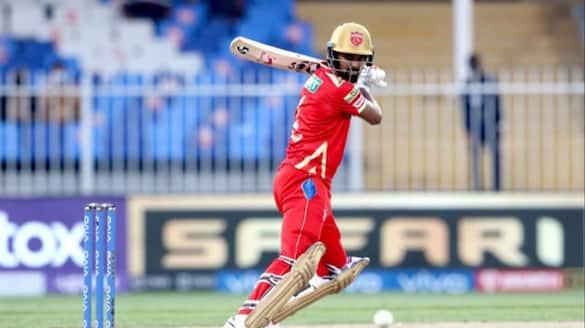 IPL 2021 SRH v PBKS Punjab Kings lose kl rahul and Mayank Agarwal in powerplay