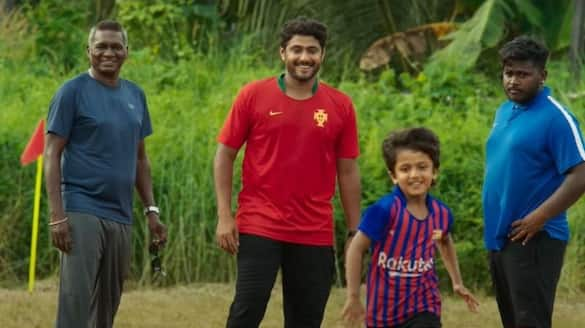 Aanaparambile World Cup official teaser starring antony varghese