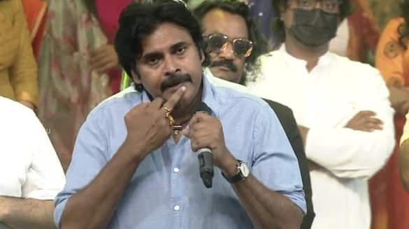 republic movie pre release event will pawan targets cm jagan in his speech