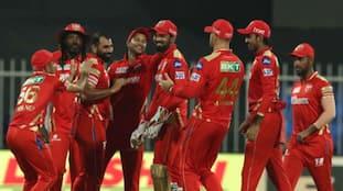 IPL 2021 SRH vs PBKS: Mohammad Shami sensational spell picks David warner, Kane Williamson wickets