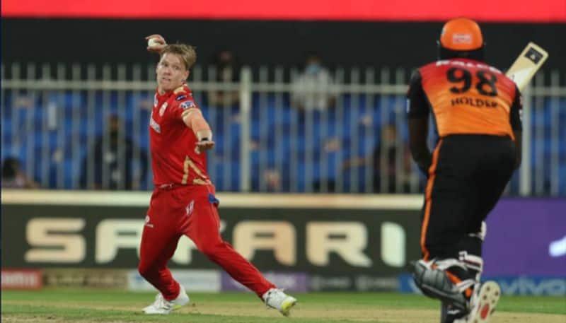 Punjab Kings beat Sunrisers Hyderabad by 5 runs in a low scoring thriller match in IPL 2021 at UAE spb